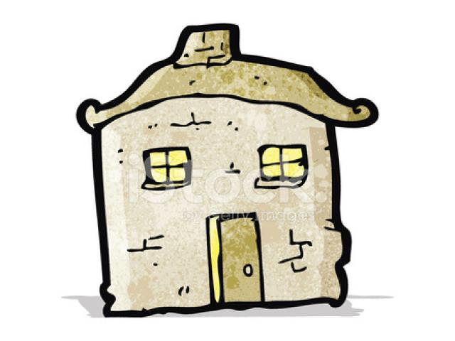 Cottage clipart cottage industry. Old house x free