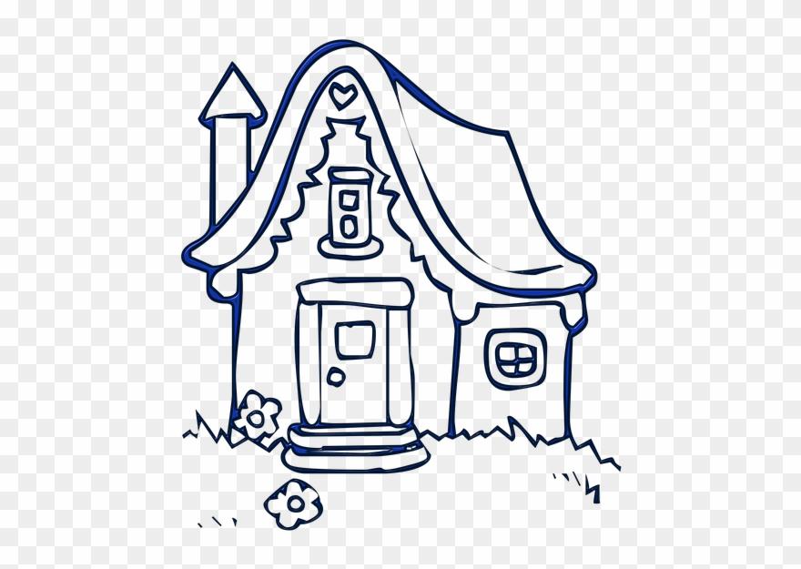 House building housing . Cottage clipart cottage village
