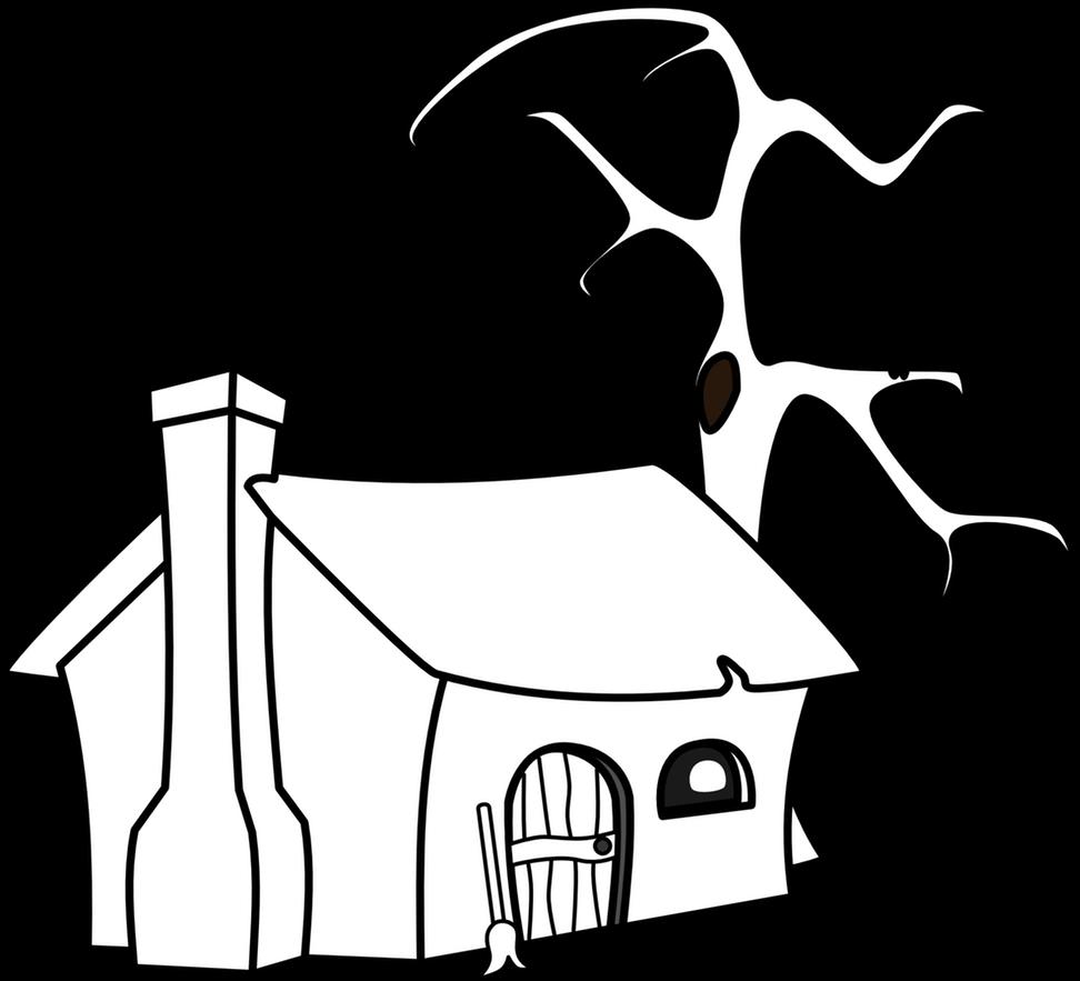 Cottage clipart cute cottage. Oc alice in wonderland