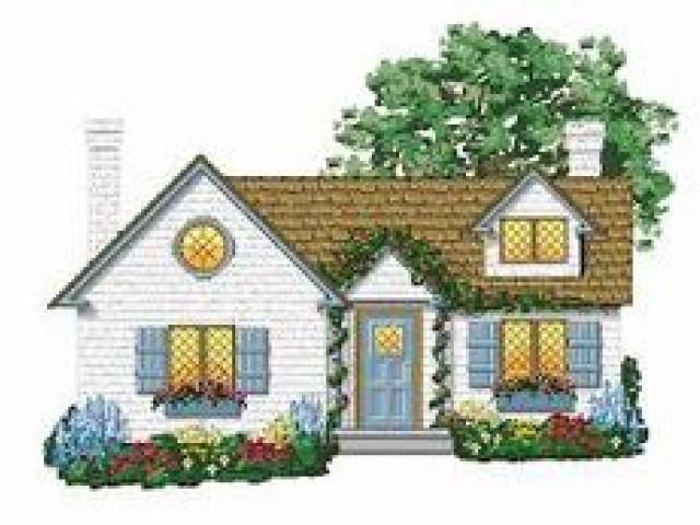 Free download clip art. Cottage clipart cute cottage