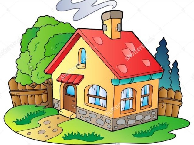 cottage clipart free clip art