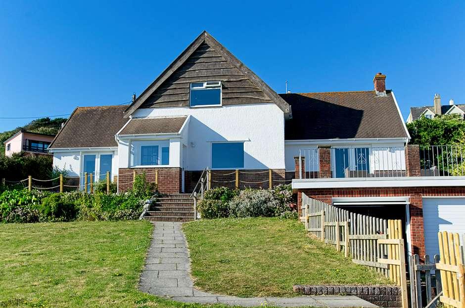 Cottage clipart front garden. Cliff