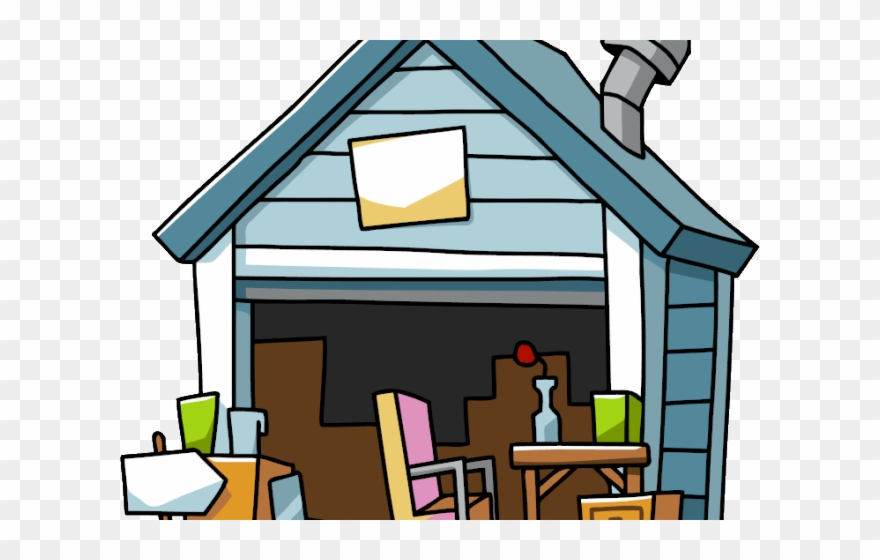Cottage clipart front lawn. Cartoon png download