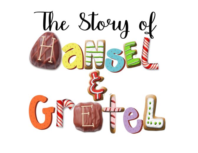 The story of . Cottage clipart hansel and gretel