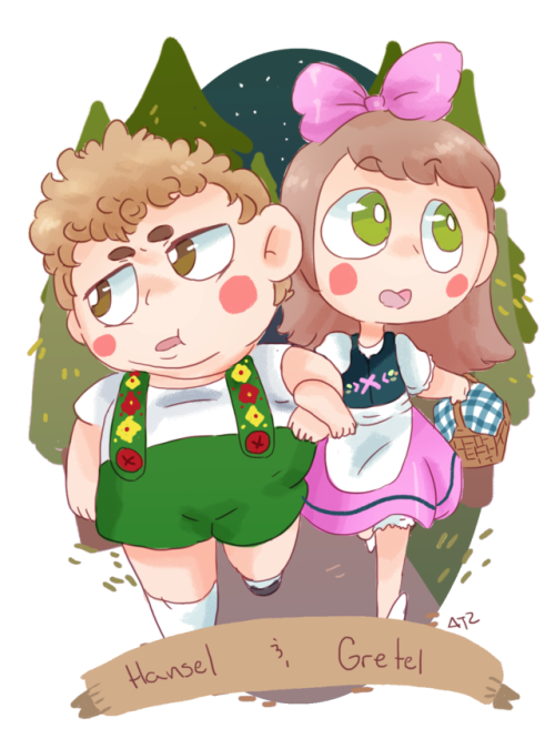 Father clipart hansel and gretel. Tumblr artistsquared