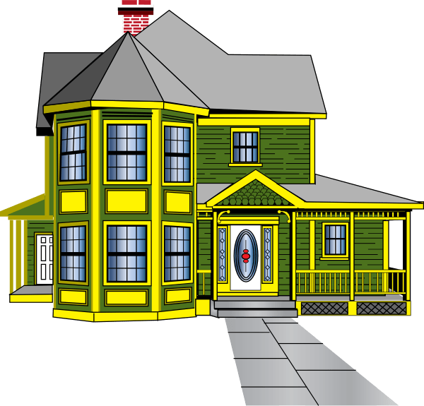 Free house cliparts download. Cottage clipart hause