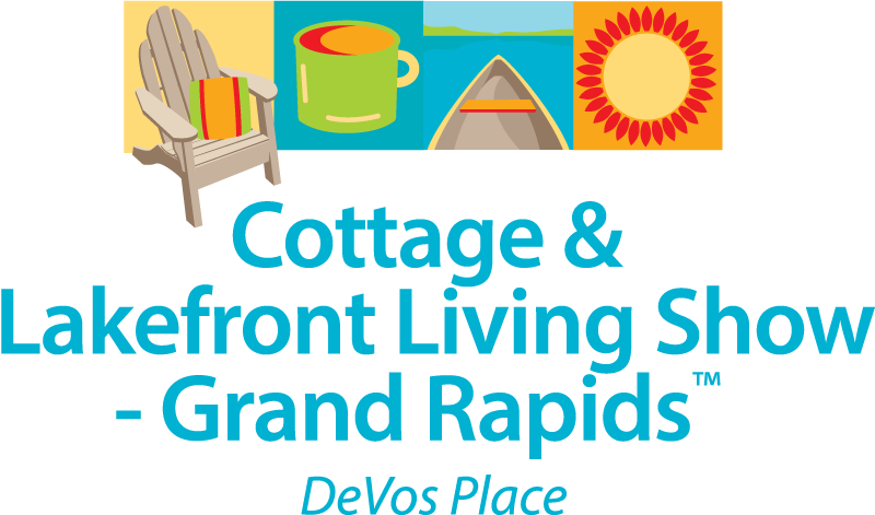 Cottage clipart lake cottage. Lakefront living show grand