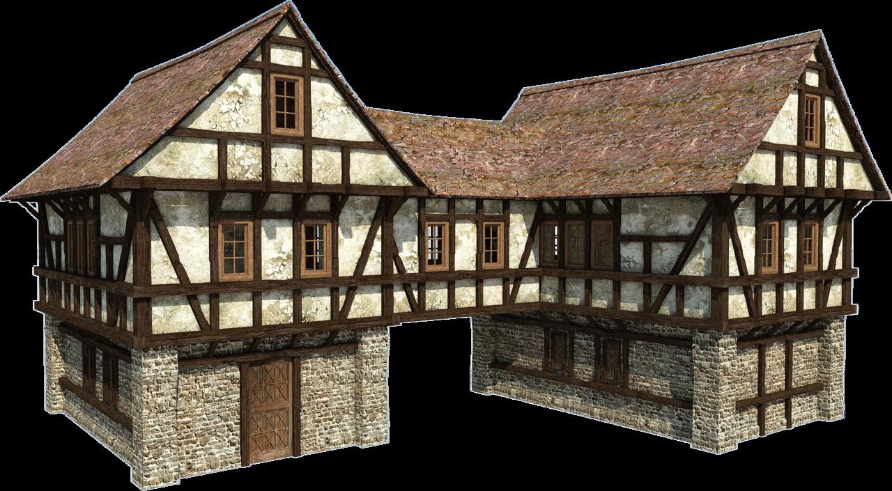 Cottage clipart medieval house.  sch nheit rich