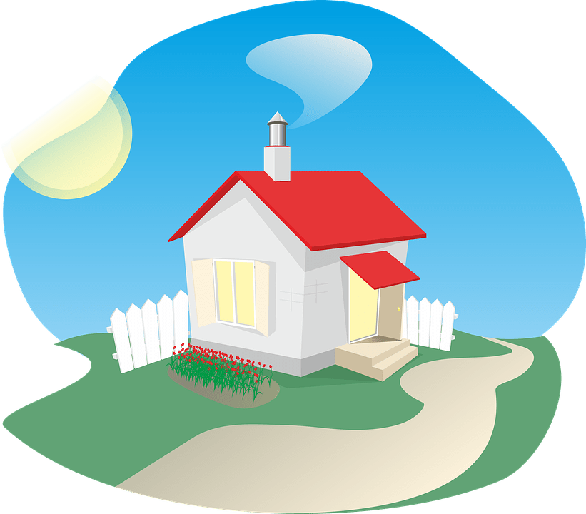 Cottage clipart new home. What where when why