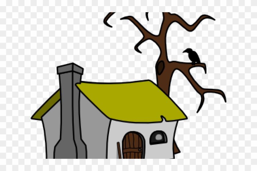 Cottage clipart old cottage. House clip art hd