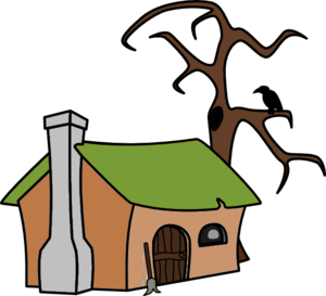 Free cliparts download clip. Cottage clipart peasant house