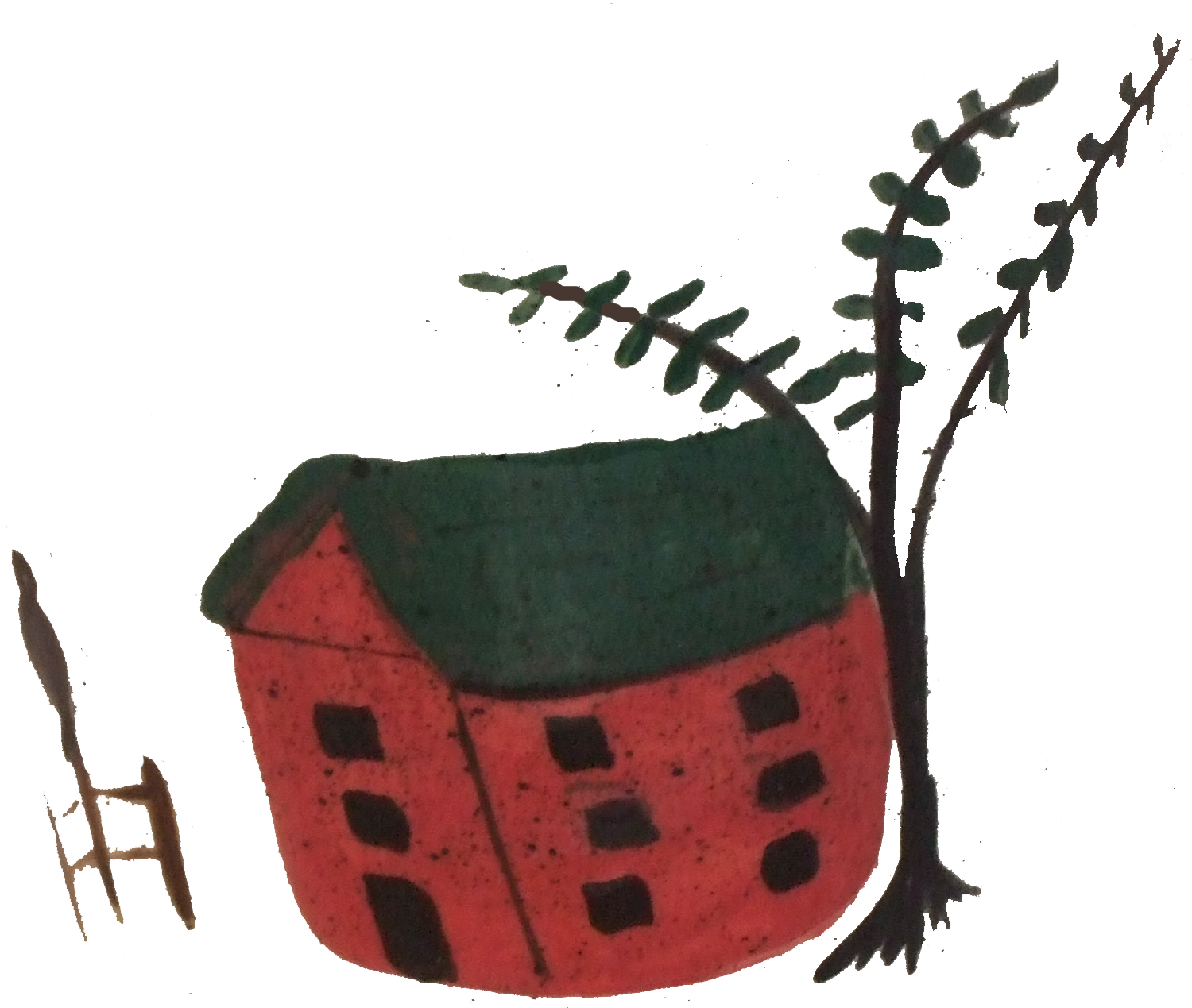 Cottage clipart rustic house. Hobby farm pottery other