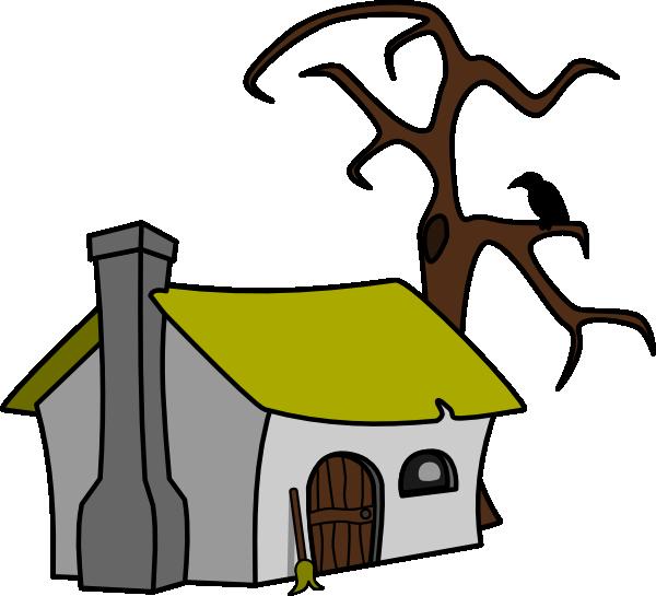 Hut simple cartoon