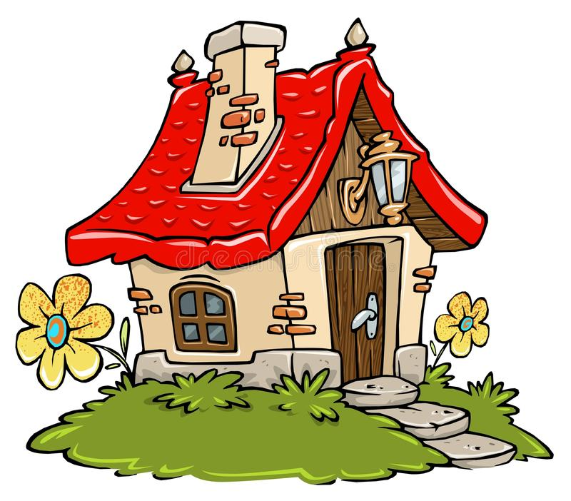 Cottage clipart small cottage. House clip art at