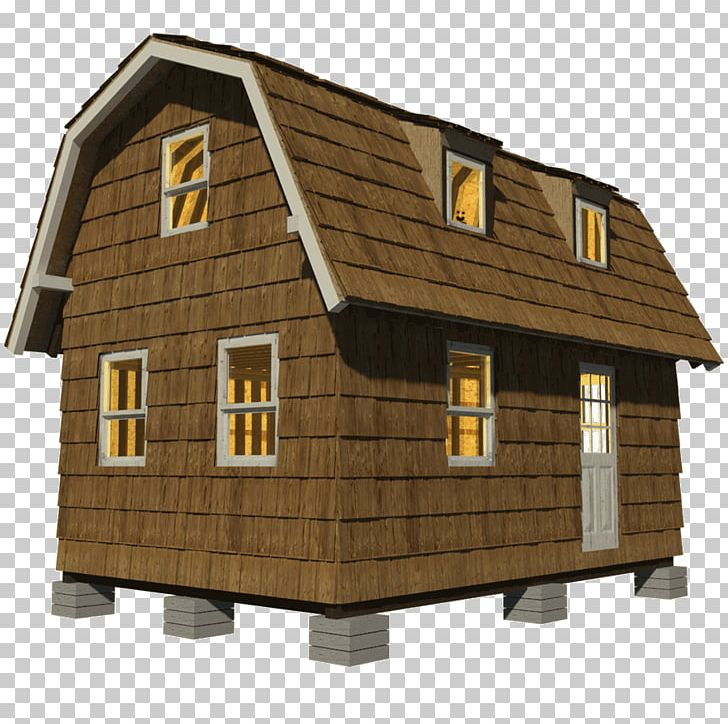 Cottage clipart tiny house. Gambrel plan roof movement