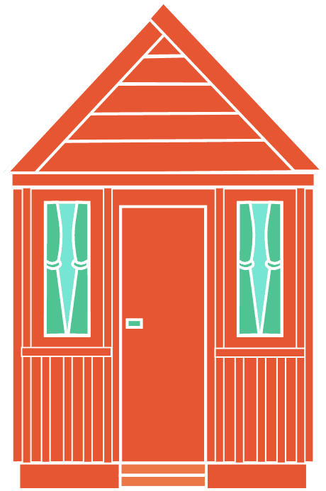 Decisions guide book how. Cottage clipart tiny house