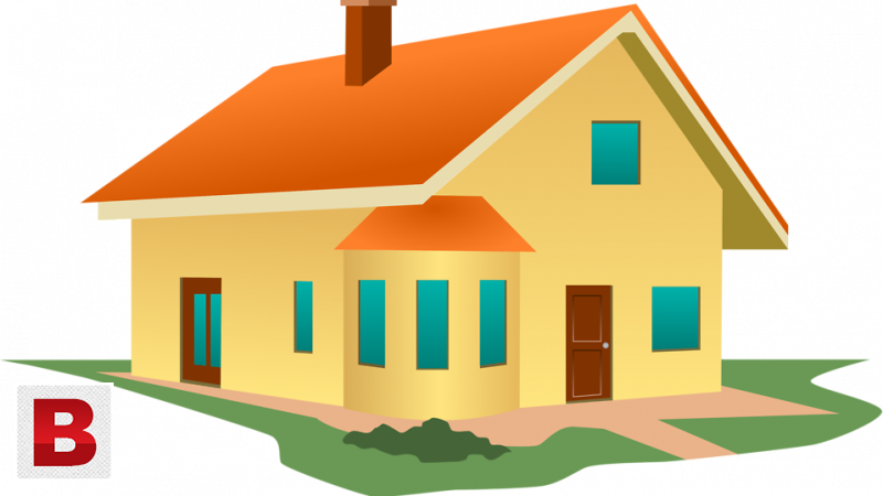 Houses clipart flat. House required for a