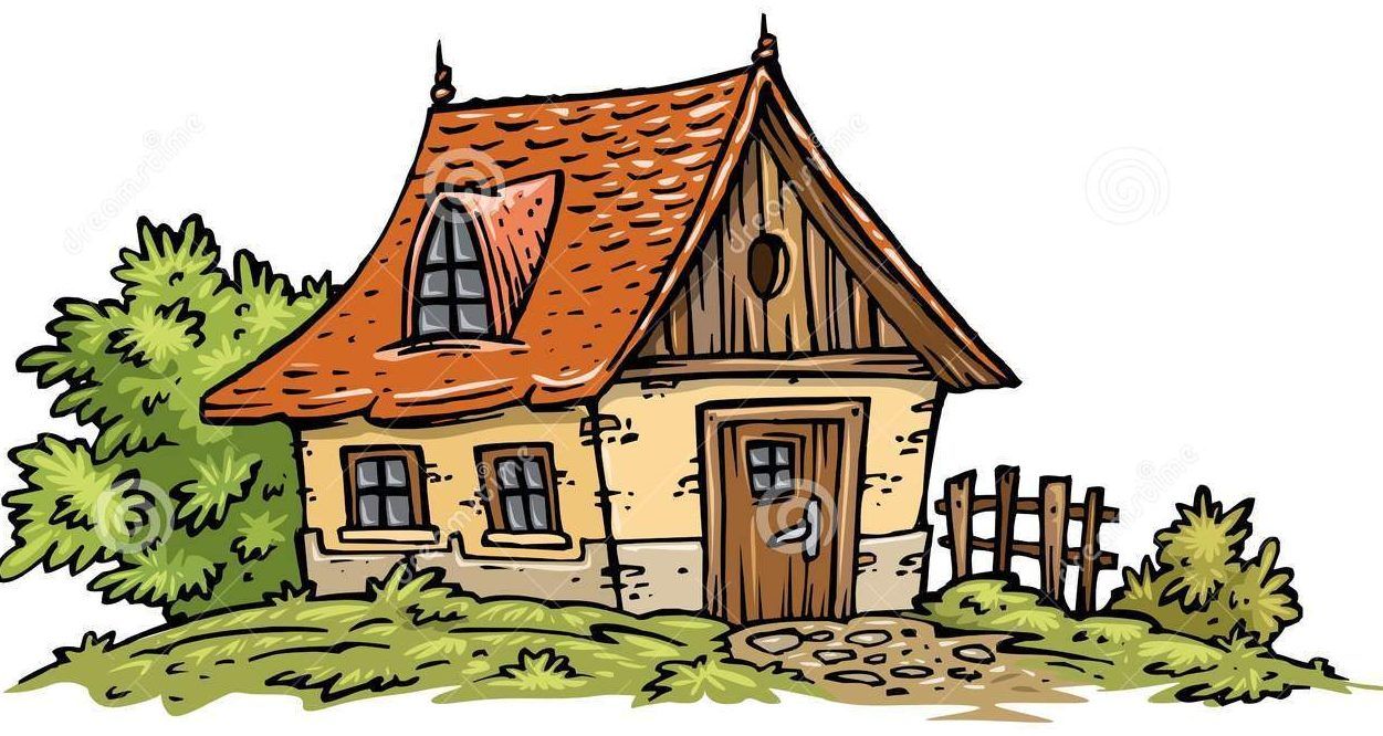 House interior for cottagecliparthouse. Cottage clipart