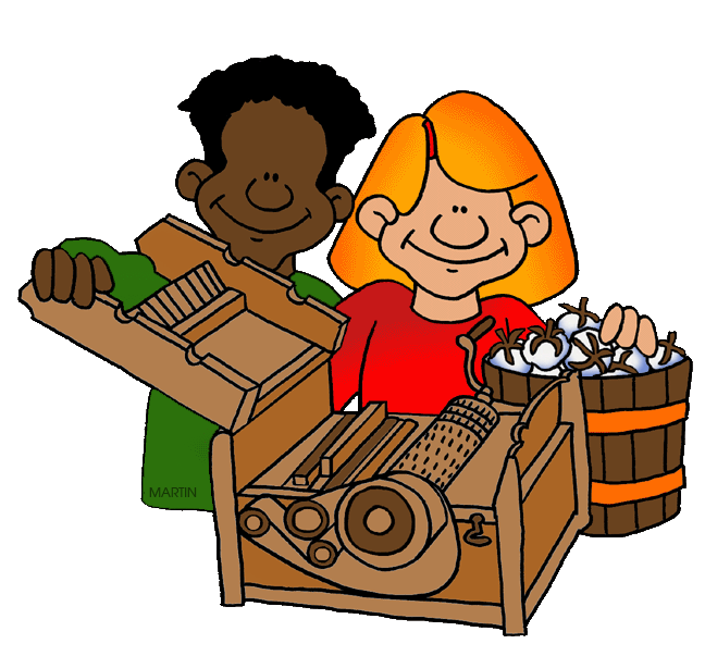 Cotton clipart cartoon. Inventors and inventions clip