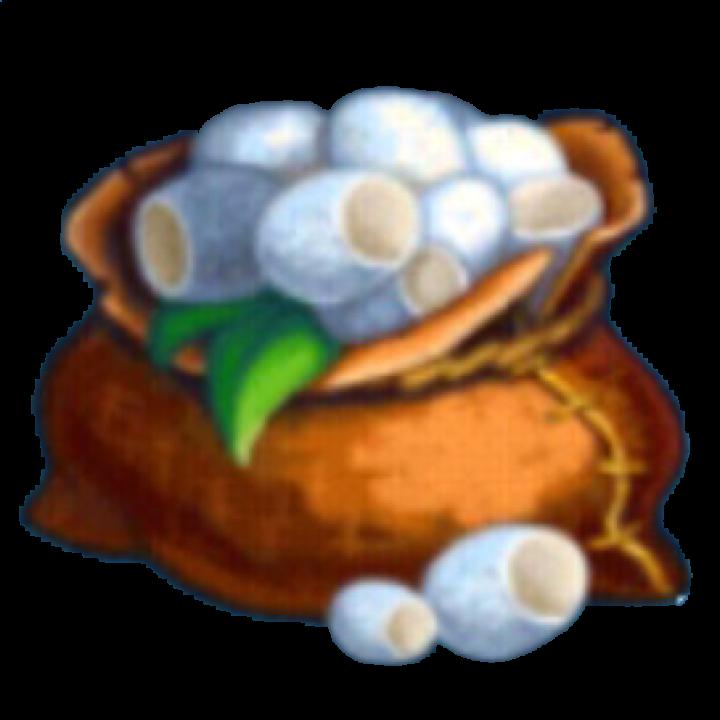 Silkworm tribez wiki fandom. Cotton clipart cotton farm