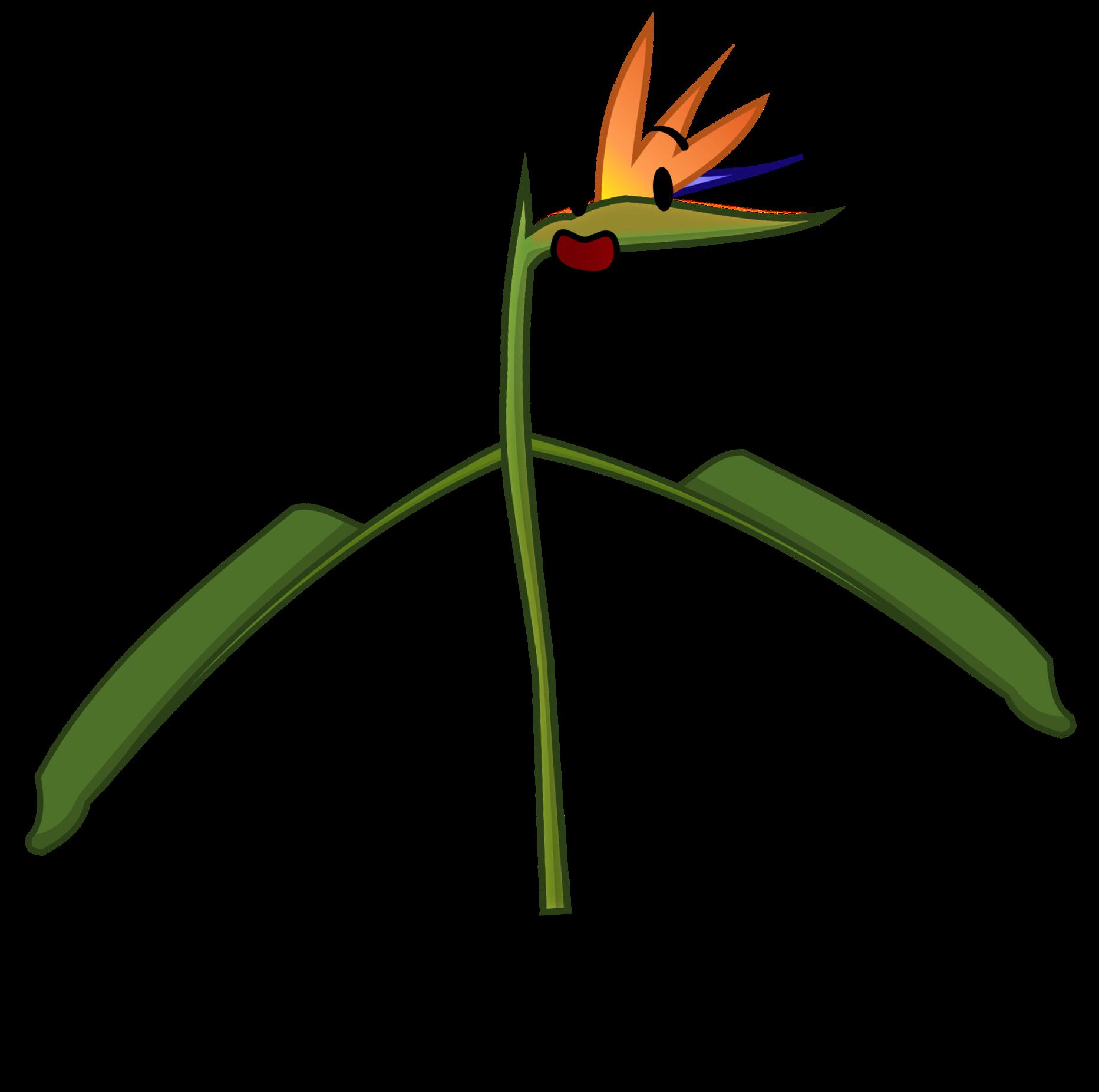 Flower object connects wiki. Crane clipart crane arm