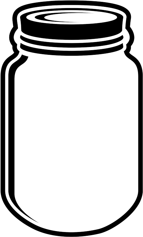 Jar Clipart Mason Jar Jar Mason Jar Transparent Free For