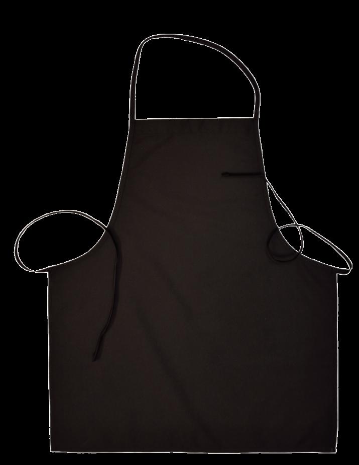 No pocket bb apron. Cotton clipart soft cotton