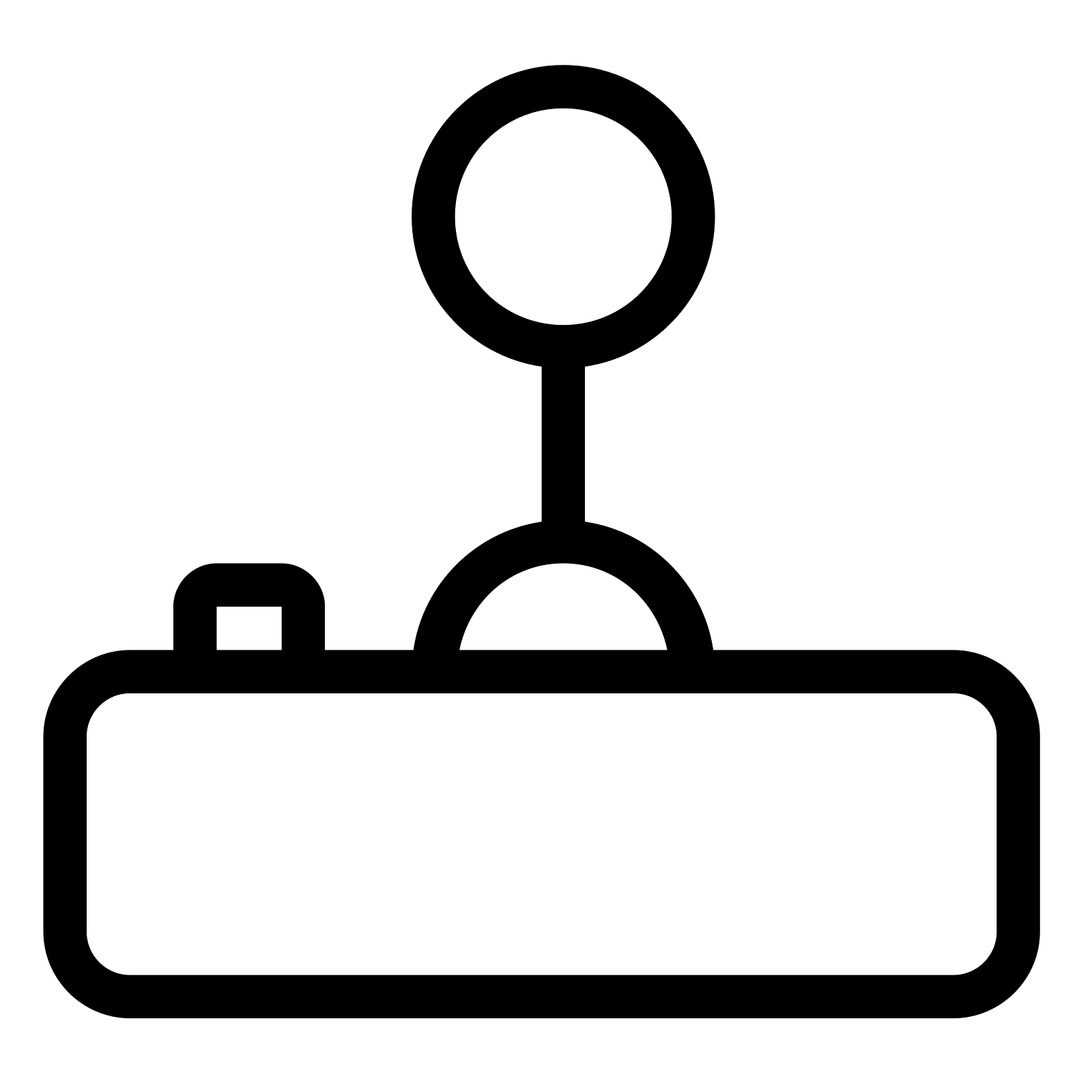 Cotton clipart stick png. Joystick icon free download