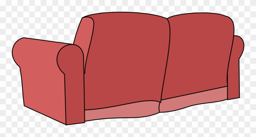 Kisspng chair living room. Couch clipart