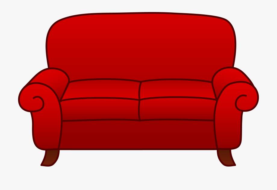 Sofa cliparts free on. Couch clipart