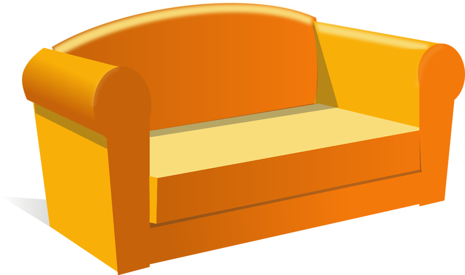 Sofa free stock photo. Couch clipart beige