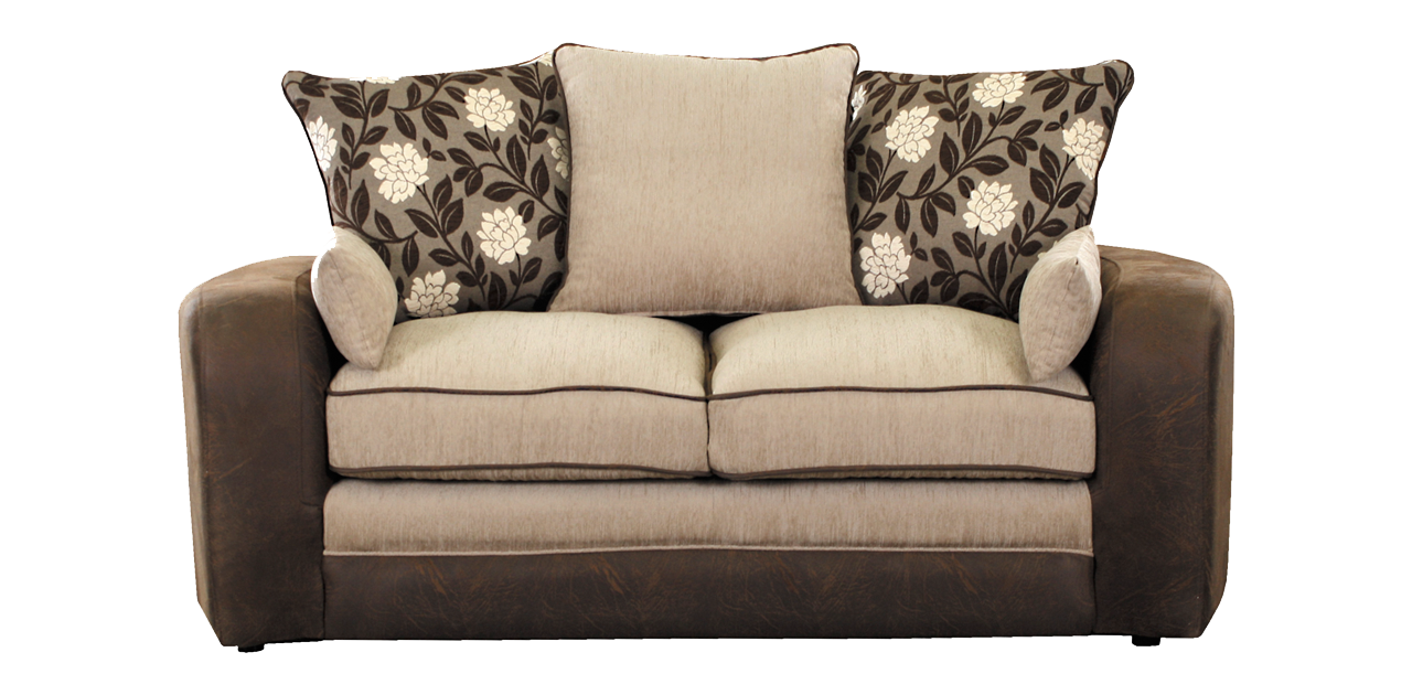 Couch clipart beige. Sofa png image purepng