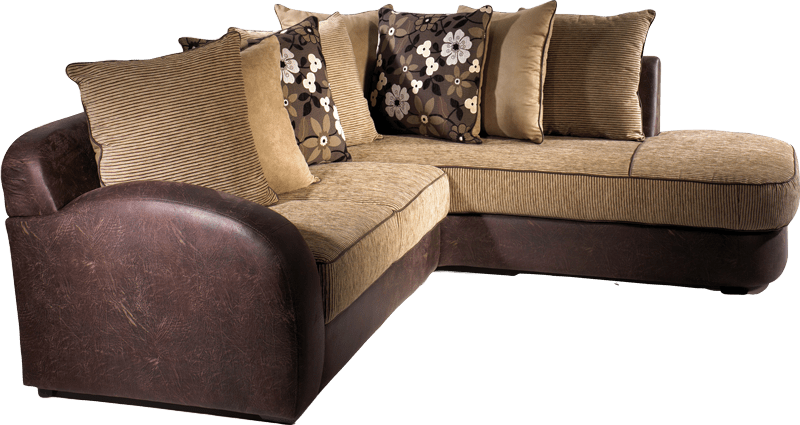 couch clipart beige