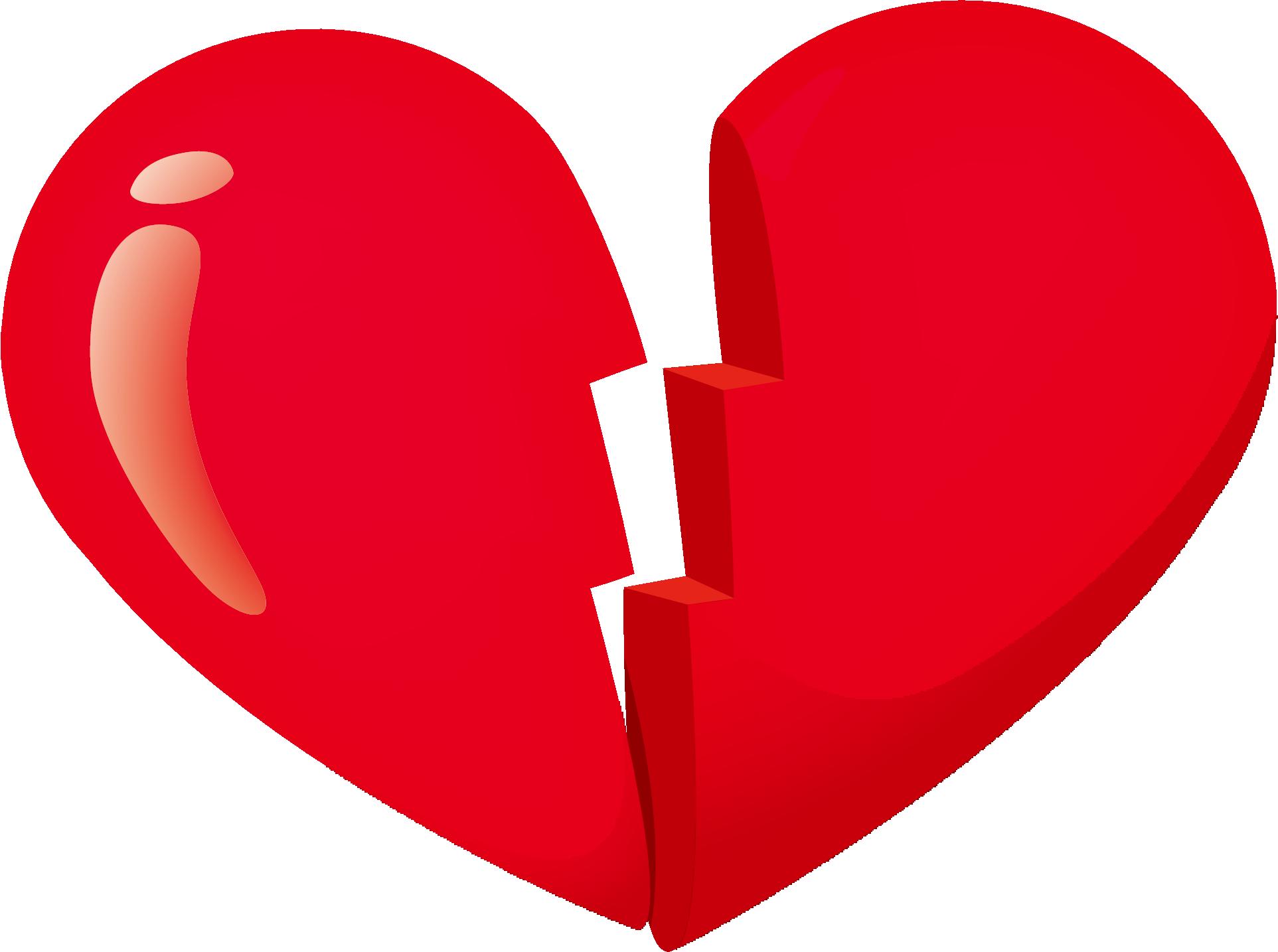 Broken clip art transprent. Donut clipart heart