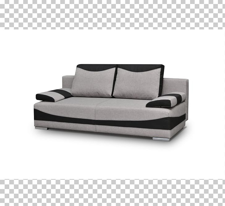 Sofa bed canap furniture. Couch clipart canape