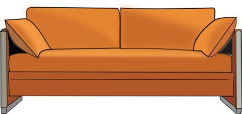 Couch clipart comic. Sofa cartoon images brokeasshomecom
