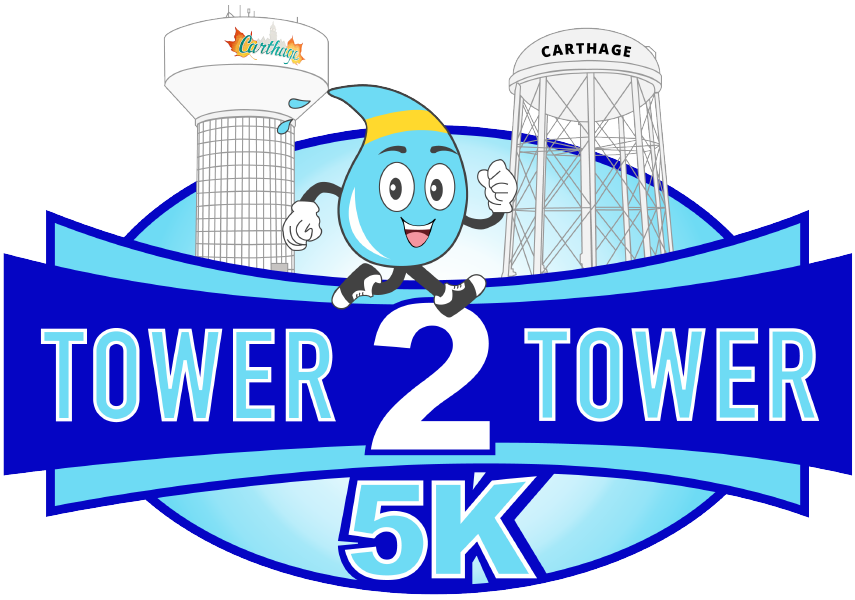 Tower k carthage mo. Couch clipart couch to 5k