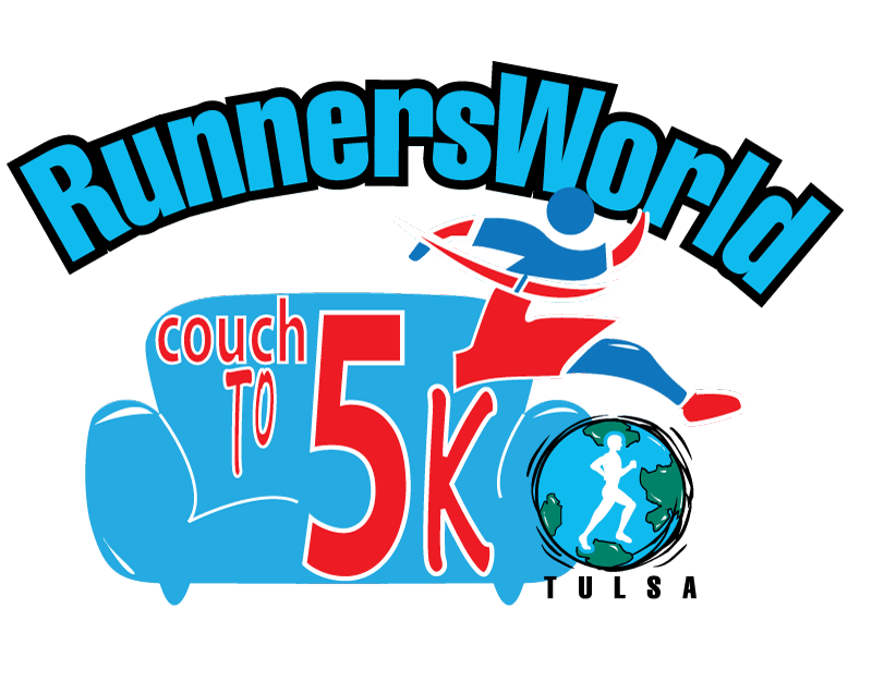 Couch clipart couch to 5k. Runnersworld tulsa k run