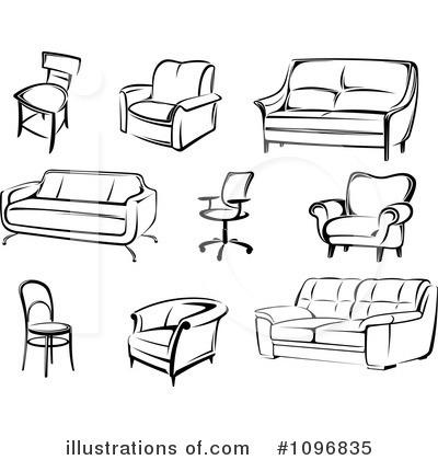 Furniture clipart line art. Clip black white panda
