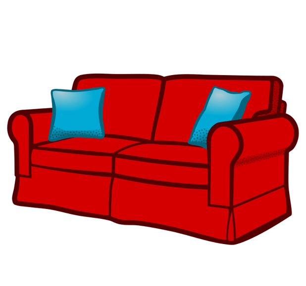 Sofa images www stkittsvilla. Couch clipart free vector