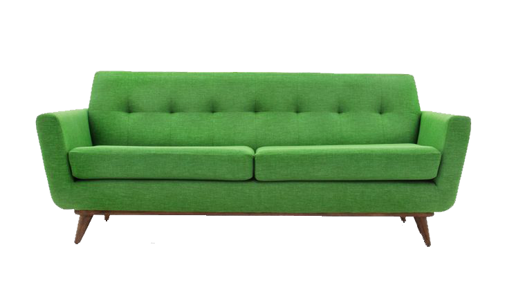 Couch clipart green couch. Sofa png transparent images