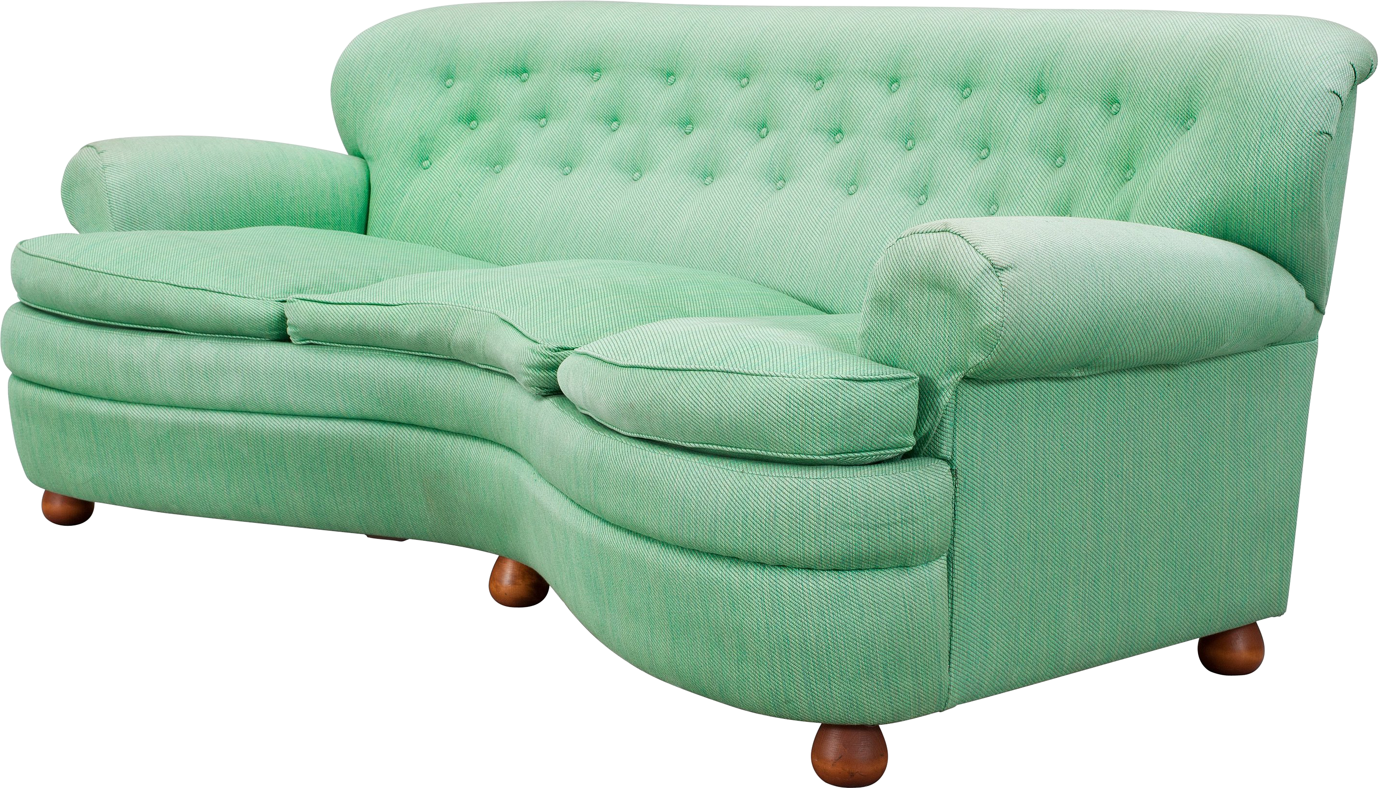 Couch clipart green couch. Sofa png images free