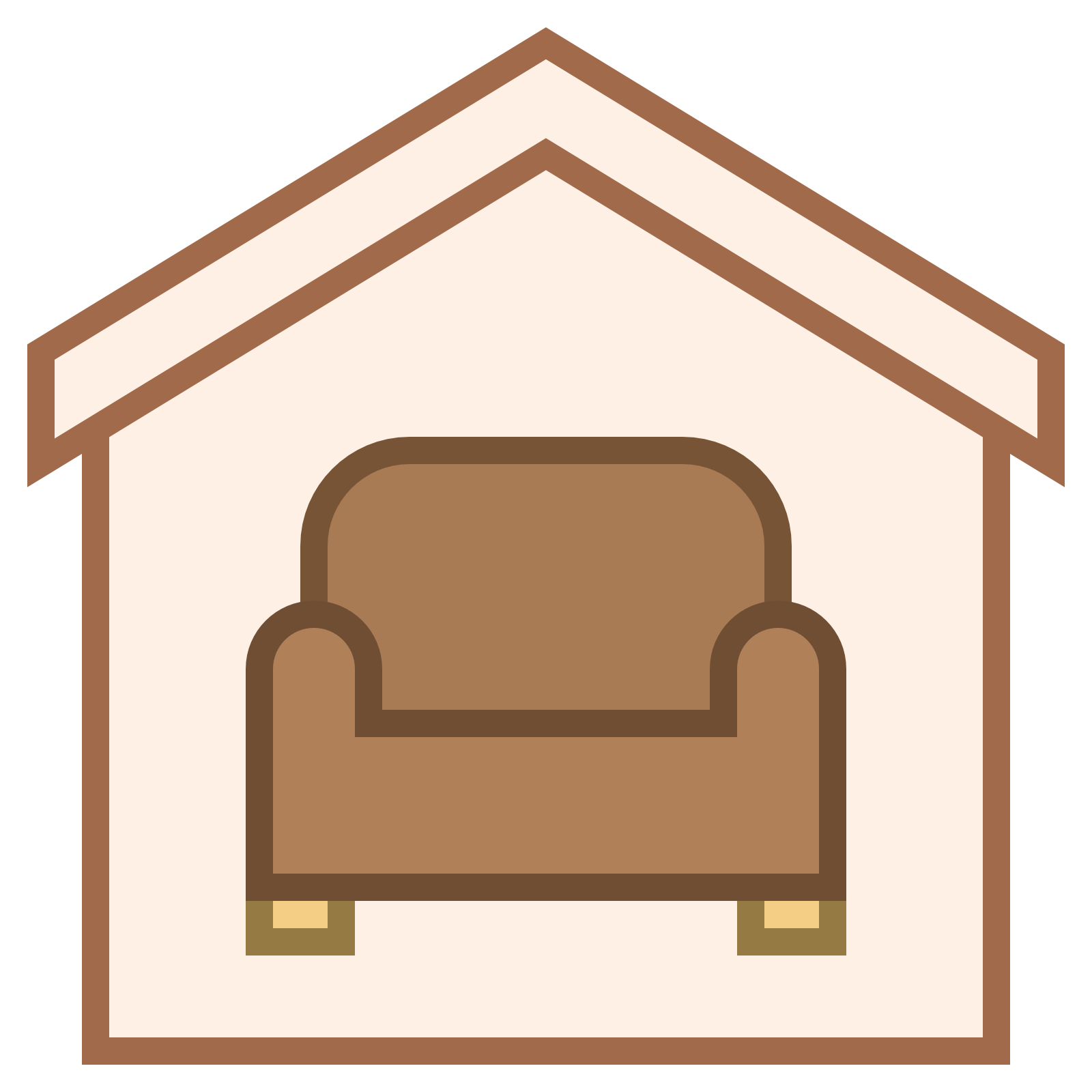 Indianbhoomi . Couch clipart house interior
