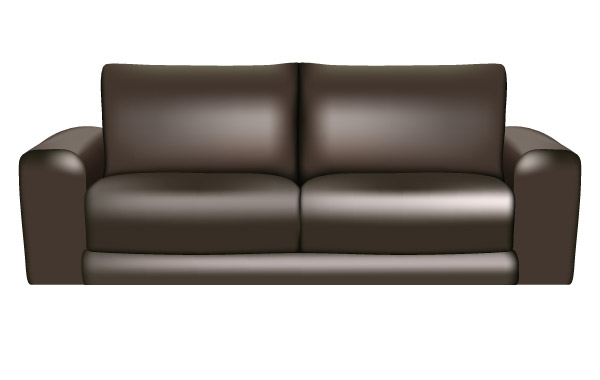 Free cliparts download images. Couch clipart leather sofa