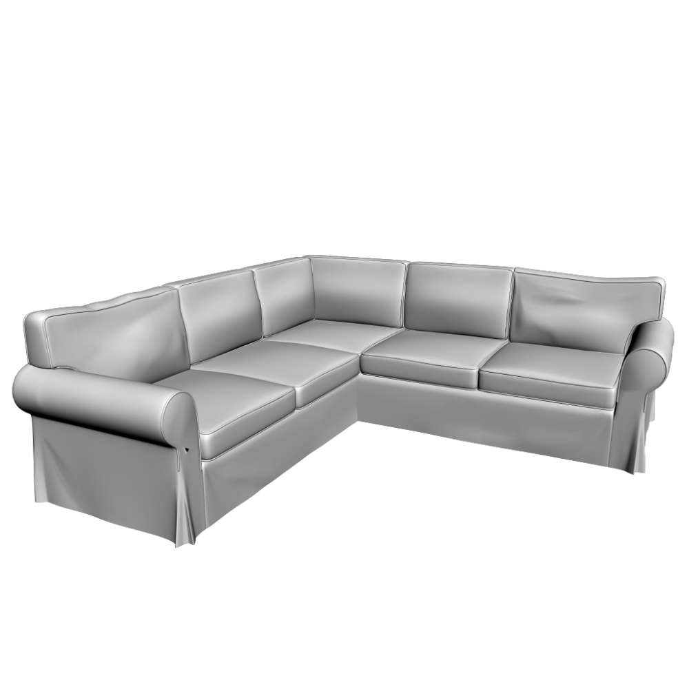 Furniture clipart fancy sofa. Png images free download