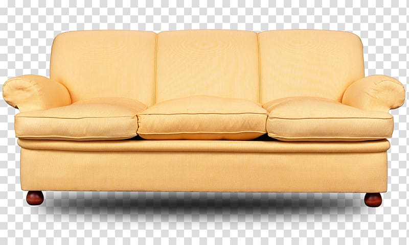 Brown seat loveseat camel. Couch clipart leather sofa