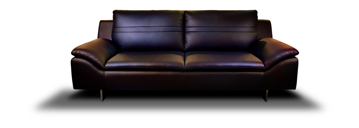 Couch clipart leather sofa. Png transparent images all