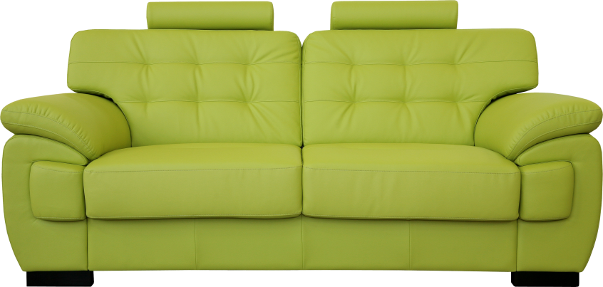 Couch clipart living room furniture. Sets green sofa chenille