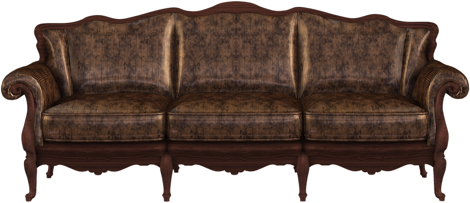 Image result for sofa. Couch clipart old couch