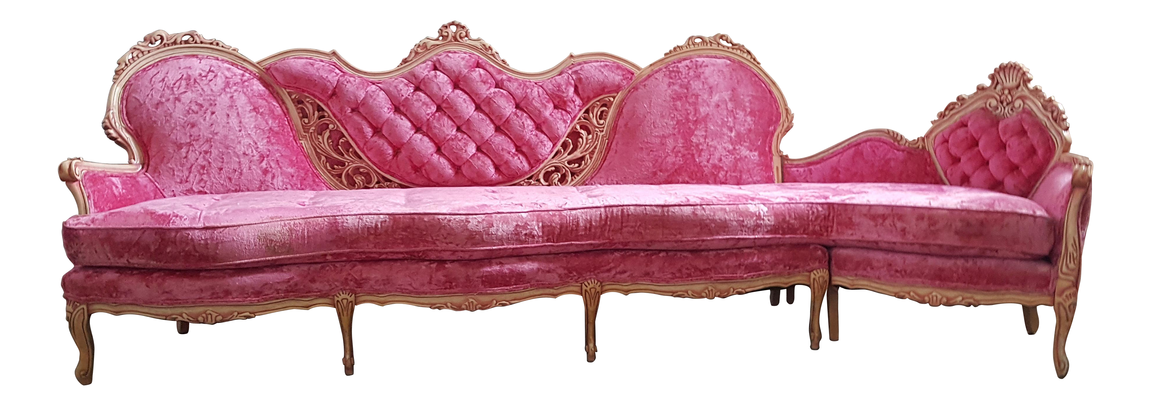 Pinkes sofa gallery of. Couch clipart pink couch